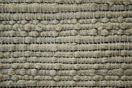 Piled & cloth material background, texture Stock Photo