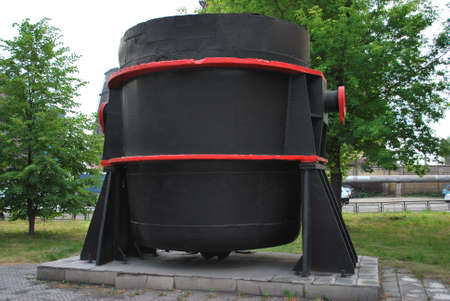 Blastfurnace history, metallurgy industry, manufacture