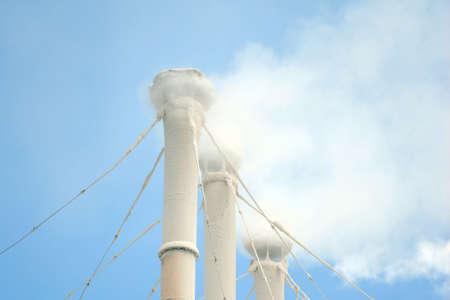 Manufacturing chimney