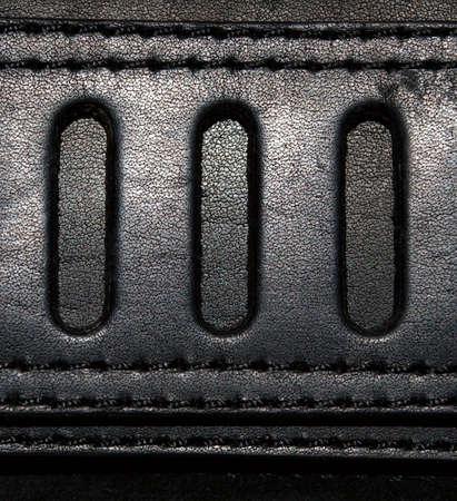 backstitch: Leather backstitch background