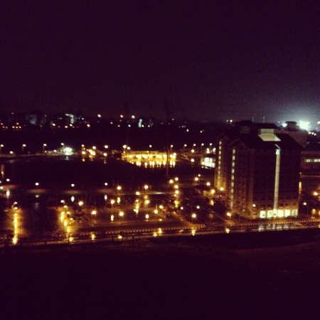 nightview: night view in putrajaya