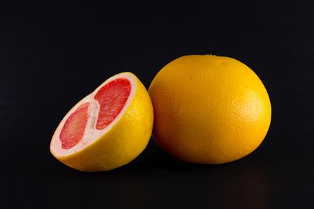 grapefruit fruit c vitamin winter Stock Photo