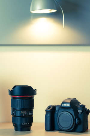 eos: Photography equipment - Canon EOS 6d and Canon 16-35mm f4L IS ultra wide lens