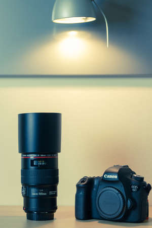 eos: Photography equipment - Canon EOS 6d and Canon 100mm f2.8L IS Macro lens