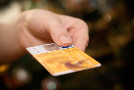 Credit Card Stock Photo - 731929