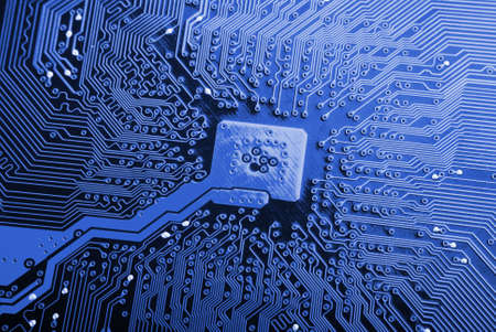 mainboard: Mainboard Background Texture Stock Photo