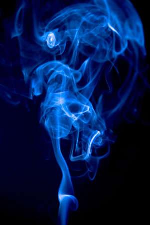 asymmetry: Abstract Smoke