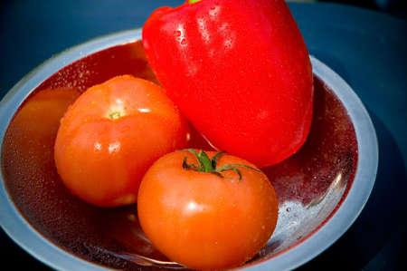 Fresh Vegetables Stock Photo - 746623