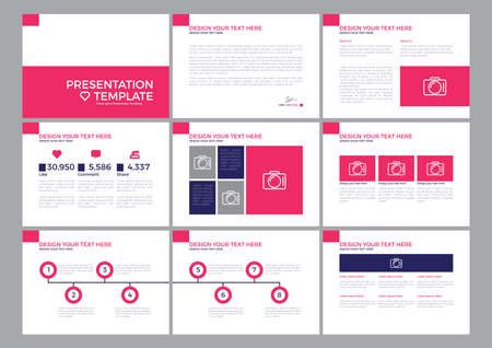 Power Point Presentation Template Layout Design Background Power