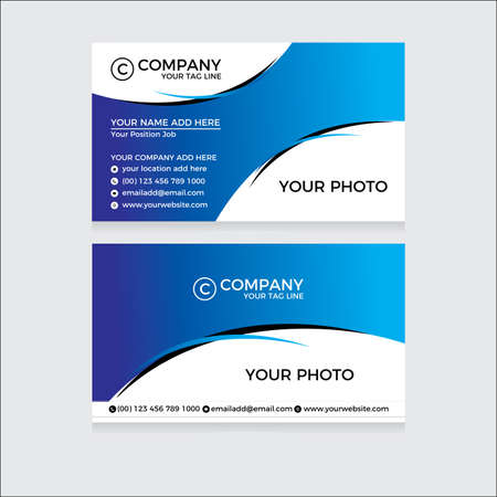 Business card for your company