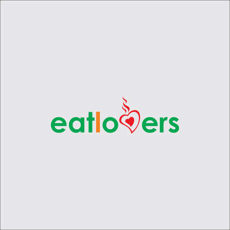 Eatlovers Logo concept for your business Vectores