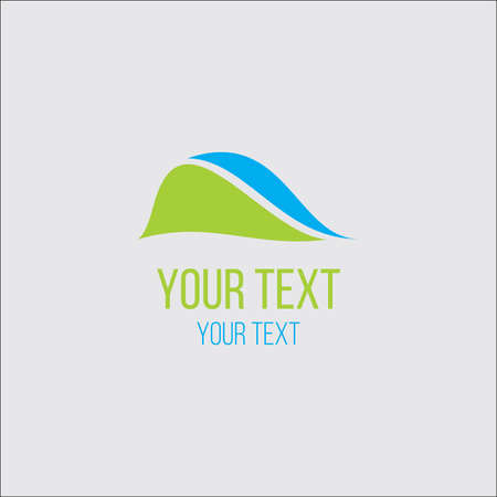 Mountain logo concept for your insurance business