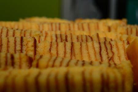 layer cake, indonesian food (kue lapis, makanan indonesia)