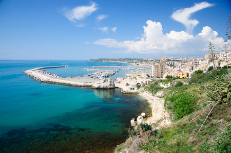 Sciacca is a beautiful and historical town in province of Agrigento, known for cercamics, the port, the wonderful beaches, the beautiful hisotrical center, the carnival
