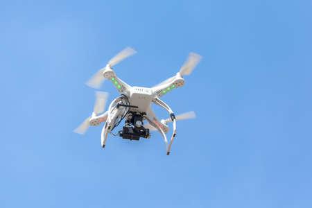 Drone 写真素材