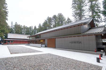 Museum of sunlight Tosho-gu shrine 報道画像