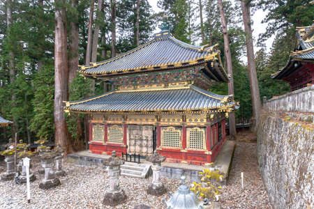 Nikko Tosho-gu shrine library (circle collection) 報道画像