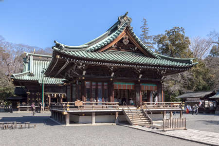 Mishima Taisha Shrine 報道画像
