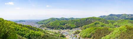Ashikaga City, Tochigi Prefecture Scenery