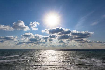 Enshu Nada and The Sun