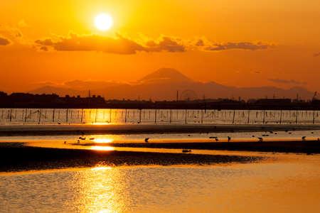Sunset Banose, Funabashi-shi, Chiba