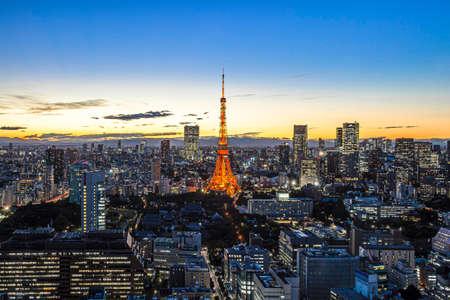 Tokyo rooftops