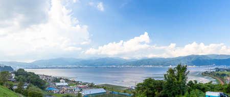 Lake Suwa Panorama