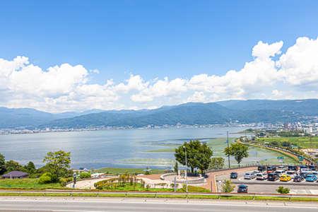 Lake Suwa Service Area