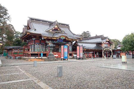Osugi Shrine 写真素材 - 138210735