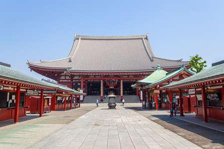 Asakusa sensoji Temple 写真素材 - 146245650