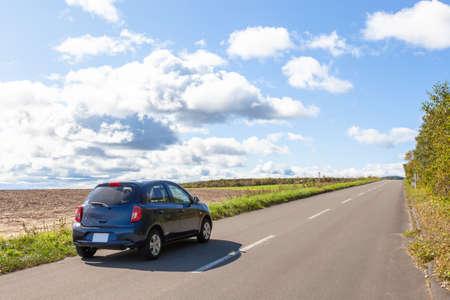 Car Rental Travel Image Materials