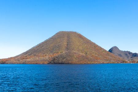 Mt. Haruna in autumn