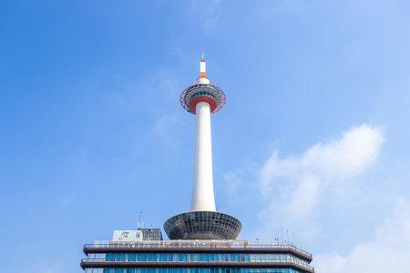 Kyoto Tower Редакционное