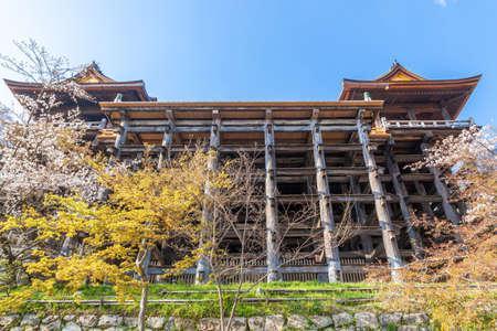 Kyoto Kiyomizudera Kiyomizu Stage