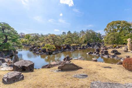 Nijo Castle Ninomaru Garden