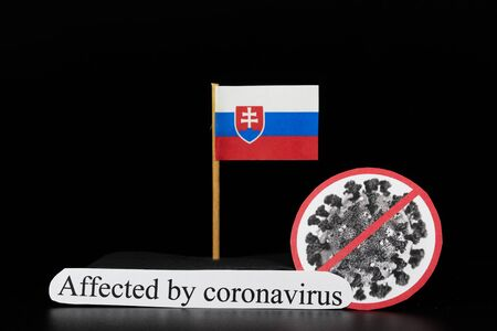 Slovakia was affected by coronavirus with type Covid-19. A serious illness that manifests as a flu but may break out in pneumonia. Coronavirus infected whole world. Epicentre in China, Italy, Korea.