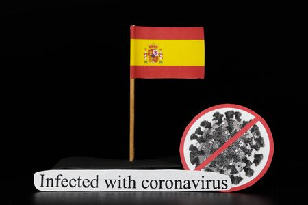 Spain was affected by coronavirus with type Covid-19. A serious illness that manifests as a flu but may break out in pneumonia. Coronavirus infected whole world. Epicentre in China, Italy, Korea.