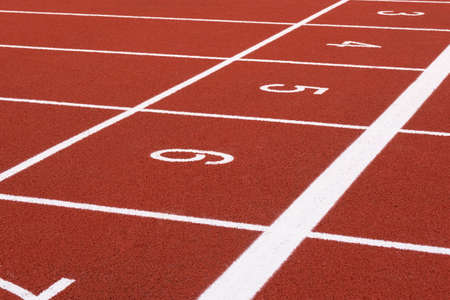 track and running, Running track for the athletes background, Athlete Track or Running Track