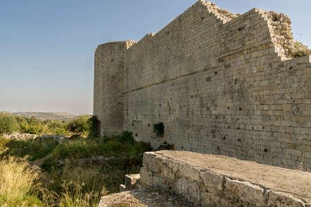 Castello Reale Ruins (Noto Antica)
