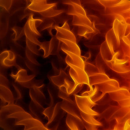 rotini: Italiano Rotini - Pasta de cerca fractal