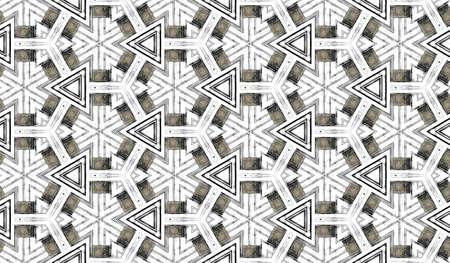 Abstrakte Nahtlose Bitmap-Hintergrund-Muster - Fliesen-Textur Lizenzfreie Bilder