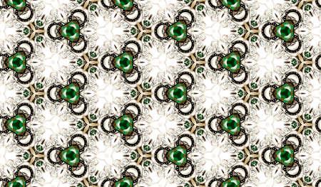 Abstrakte Nahtlose Bitmap-Hintergrund-Muster - Textur Fliesen Schmuck