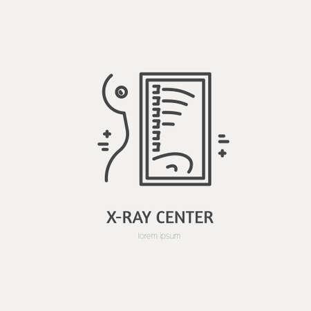 X-ray icon.