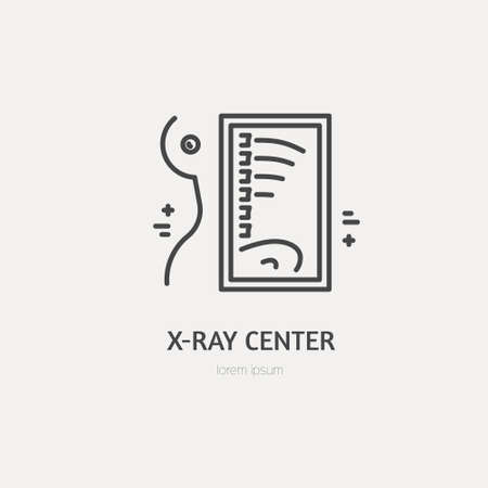 X-ray icon.