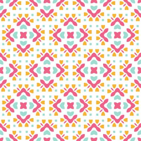 Modèle sans couture graphique parfait. Texture géométrique faite en vecteur. Arrière-plan unique pour les invitations, les cartes, les sites Web.