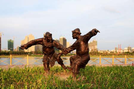 sculptures: Gameing sculptures