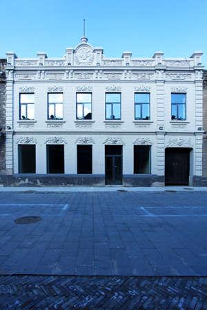 baroque: Baroque building