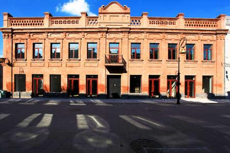 baroque:  Baroque building Editorial