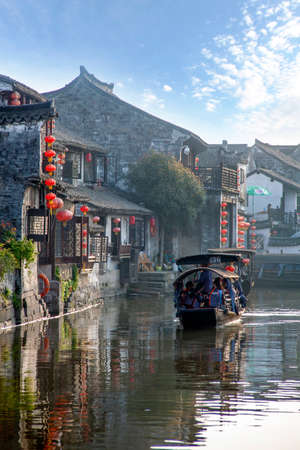 architectural heritage of the world: Xitang ancient town of small bridge Editorial
