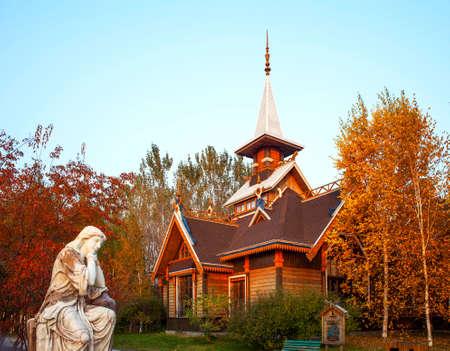 european: Volga manor , European architectural Editorial